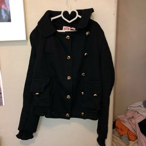 juicy couture jacket great condition